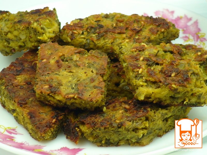 Hot and healthy amaranth cutlet is ready to serve :)