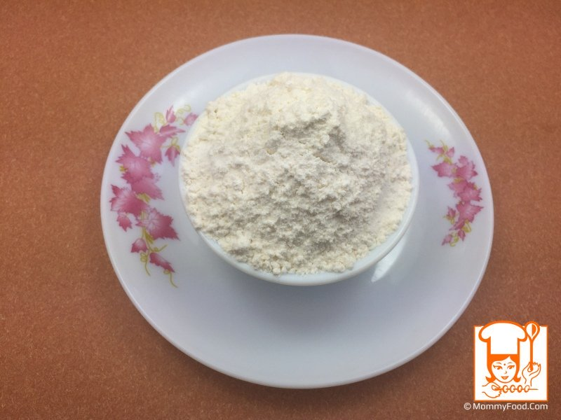 Maida or all purpose flour: 1 Bowl