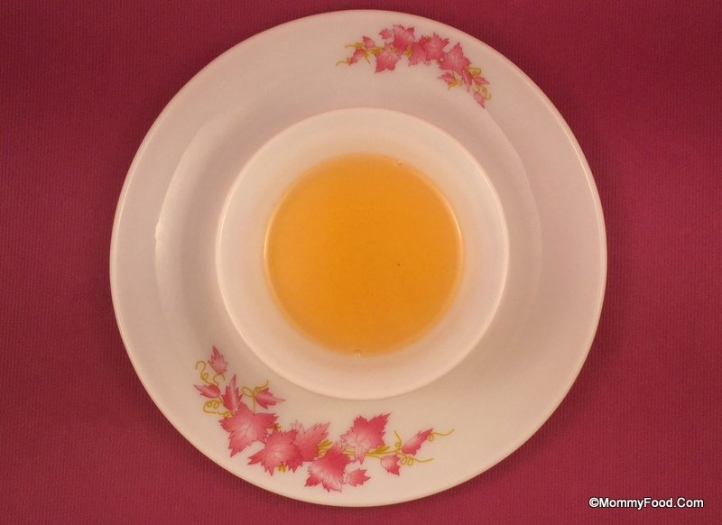 Clarified butter (neyyi): 2 tbsp