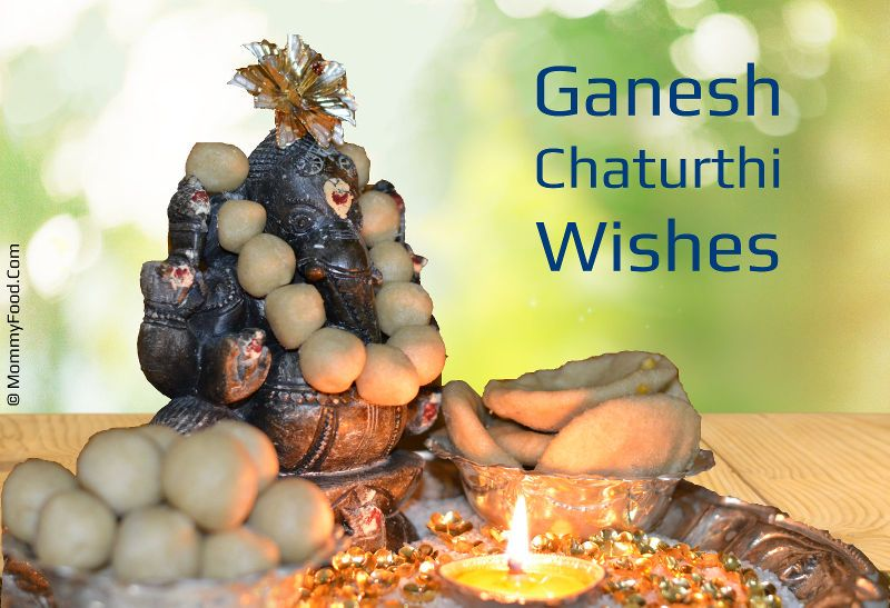 Ganesh Chaturthi Wishes 800