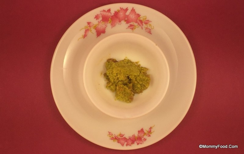 Ginger Greenchilly  paste