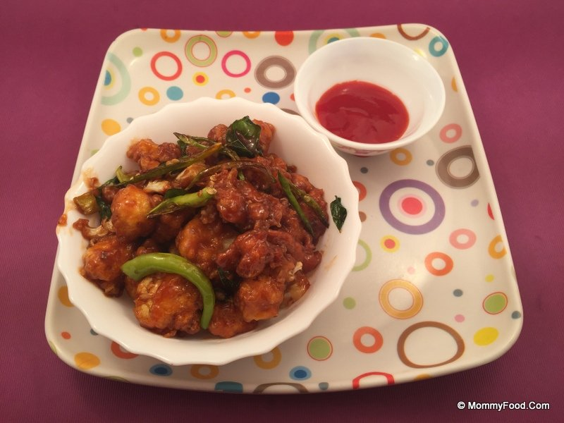 cauliflower manchuria
